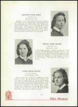 1940 Mt. St. Joseph Academy Yearbook Page 44 & 45