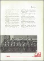 1940 Mt. St. Joseph Academy Yearbook Page 56 & 57