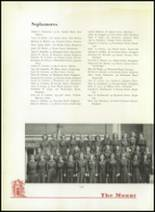 1940 Mt. St. Joseph Academy Yearbook Page 58 & 59