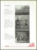 1940 Mt. St. Joseph Academy Yearbook Page 90 & 91