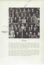 1938 Van Nuys High School Yearbook Page 20 & 21