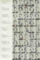 1938 Van Nuys High School Yearbook Page 38 & 39
