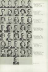 1938 Van Nuys High School Yearbook Page 40 & 41