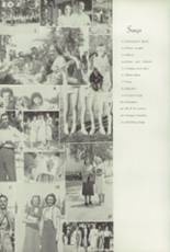 1938 Van Nuys High School Yearbook Page 58 & 59