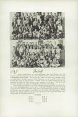 1938 Van Nuys High School Yearbook Page 98 & 99