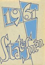 1961 Yearbook Jefferson High School