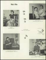 1955 Pruden High School Yearbook Page 12 & 13