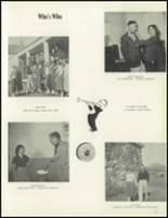 1955 Pruden High School Yearbook Page 14 & 15