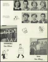 1955 Pruden High School Yearbook Page 22 & 23