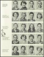 1955 Pruden High School Yearbook Page 24 & 25