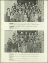 1955 Pruden High School Yearbook Page 28 & 29
