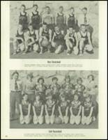 1955 Pruden High School Yearbook Page 30 & 31
