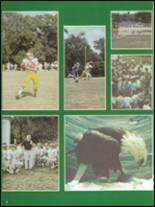 1982 Episcopal High School Yearbook Page 20 & 21