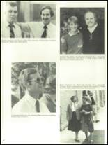 1982 Episcopal High School Yearbook Page 26 & 27