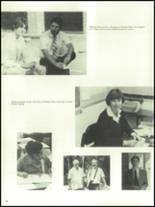 1982 Episcopal High School Yearbook Page 40 & 41