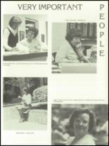 1982 Episcopal High School Yearbook Page 44 & 45