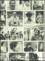 1982 Episcopal High School Yearbook Page 50 & 51