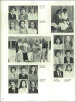 1982 Episcopal High School Yearbook Page 130 & 131