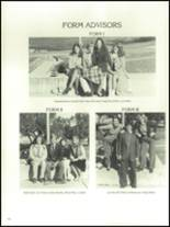 1982 Episcopal High School Yearbook Page 174 & 175