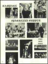 1982 Episcopal High School Yearbook Page 270 & 271