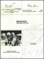 1982 Episcopal High School Yearbook Page 286 & 287