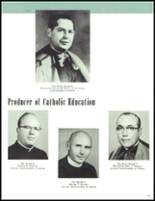 1961 Monsignor Bonner High School Yearbook Page 14 & 15