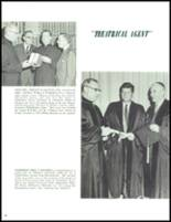 1961 Monsignor Bonner High School Yearbook Page 16 & 17