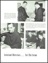 1961 Monsignor Bonner High School Yearbook Page 22 & 23
