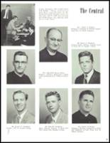 1961 Monsignor Bonner High School Yearbook Page 26 & 27