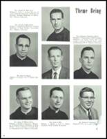1961 Monsignor Bonner High School Yearbook Page 28 & 29