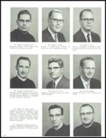 1961 Monsignor Bonner High School Yearbook Page 30 & 31