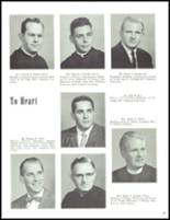 1961 Monsignor Bonner High School Yearbook Page 32 & 33