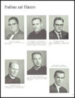 1961 Monsignor Bonner High School Yearbook Page 34 & 35