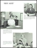 1961 Monsignor Bonner High School Yearbook Page 36 & 37