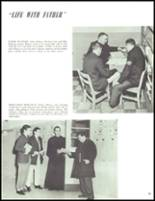 1961 Monsignor Bonner High School Yearbook Page 38 & 39