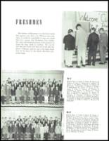 1961 Monsignor Bonner High School Yearbook Page 42 & 43