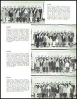 1961 Monsignor Bonner High School Yearbook Page 54 & 55