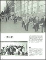 1961 Monsignor Bonner High School Yearbook Page 56 & 57