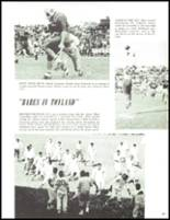 1961 Monsignor Bonner High School Yearbook Page 70 & 71
