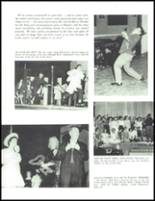1961 Monsignor Bonner High School Yearbook Page 100 & 101
