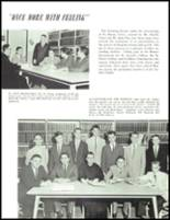 1961 Monsignor Bonner High School Yearbook Page 102 & 103