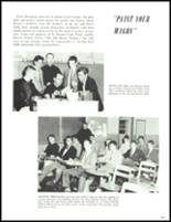 1961 Monsignor Bonner High School Yearbook Page 106 & 107