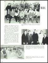 1961 Monsignor Bonner High School Yearbook Page 108 & 109