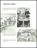 1961 Monsignor Bonner High School Yearbook Page 110 & 111
