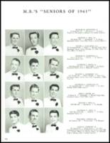 1961 Monsignor Bonner High School Yearbook Page 130 & 131