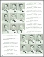 1961 Monsignor Bonner High School Yearbook Page 134 & 135