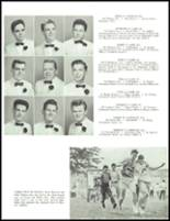 1961 Monsignor Bonner High School Yearbook Page 136 & 137