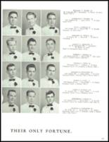 1961 Monsignor Bonner High School Yearbook Page 180 & 181