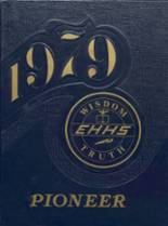 1979 Yearbook East Haven High School