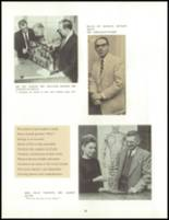 1964 Northeast High School Yearbook Page 28 & 29